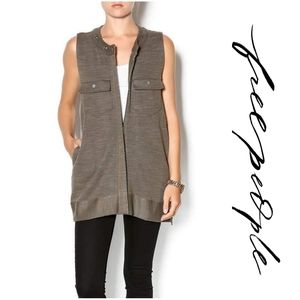 Free People Highway Vest